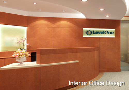 Interior Office Design Part 1