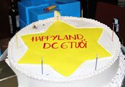 Happy birthday to HappyLand DC 6th!